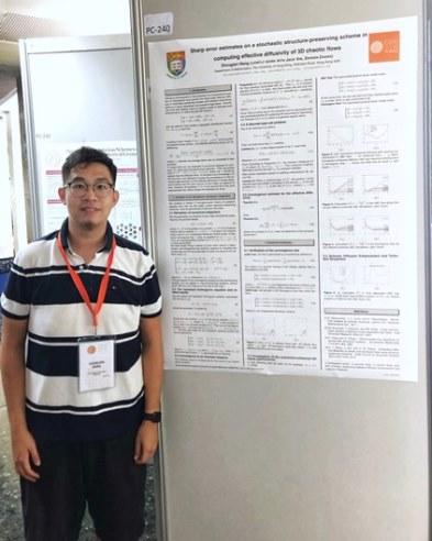 Photo of Mr. Wang Zhongjian